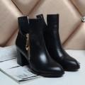 ヴァレンティノ 秋冬 人気販売中 太ヒール 脚長美脚効果がある ブーツ レディース