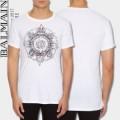 2017 半袖Tシャツ BALMAIN バルマン 2色可選 しわになりにくい 高級感ある