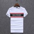 17春夏 半袖Tシャツ BALMAIN バルマン 4色可選 快適な着心地 極上の着心地
