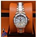 新着おすすめTAG HEUER タグホイヤー 偽物  セラミック ステンレス 女性用腕時計 4色可選