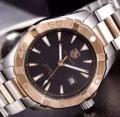 オリジナル TAG HEUERタグホイヤー  アクアレーサー キャリバー5 腕時計逆回転防止ベゼル男性用 WAY2113.BA0928 5色可選