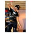 ロゴが夏らしいマスターマインドジャパン  MASTERMIND JAPAN新作 半袖ブランドシャツ