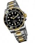 赤字超特価セール ROLEX ロレックス サブマリーナ デイト 116610LN シルバーとゴールド色 自動巻き メンズ腕時計.