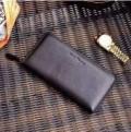 シンプルなフェラガモ財布ラウンドファスナーウォレットFERRAGAMO多機能 大容量長財布