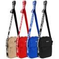 今夏入荷度高い!シュプリーム ショルダーバッグ コピー 品 Shoulder Bag 人気 潮流 ファション 調整可能 カジュアル バッグ 男女兼用