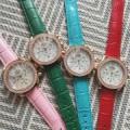 国内初上陸 多色可選 最高級品質 女性用腕時計 オリジナル クオーツ?ムーブメント オメガ OMEGA