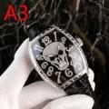 人気沸騰なアイテム 男性用腕時計 フランクミュラー FRANCK MULLER 3色可選 注目度の高い