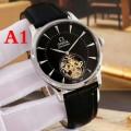 OMEGA オメガ 男性用腕時計 4色可選 ミネラル水晶ガラス 個性的なアイテム