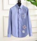 数量限定販売 シャツ 2色可選 好印象 トムブラウン THOM BROWNE  軽く耐久性のある