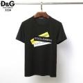 今年らしい優秀アイテム Dolce&Gabbana 夏の最旬スタイルを楽しい 新作 Tシャツ/ティーシャツ ドルチェ&ガッバーナ 3色可選