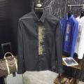 3色可選 ストリートに溢れるウェア 長袖 /ロンT/ロングT/ロングTシャツ アルマーニ 2019SSの人気トレンドファッション ARMANI
