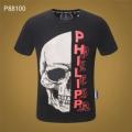 クラシックな雰囲気のトップス Tシャツ/ティーシャツ フィリッププレイン 2019SSコレクションに新着 PHILIPP PLEIN 2色可選