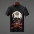 フィリッププレイン PHILIPP PLEIN  春夏アイテムから新たに登場! Tシャツ/ティーシャツ 2色可選 抜け感や着心地重視