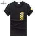 3色可選 19年春夏トレンドアイテムを先取り カジュアルに着こなし モンクレール MONCLER Tシャツ/ティーシャツ