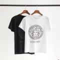 爆買い送料無料ロングシーズン便利なtシャツブラックホワイトVERSACEヴェルサーチ 通販インナー使いビックTシャツ