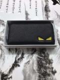 大人気なコレクション新作 フェンディ Fendi コピー メンズ ジップ長財布 ブラック ファッション 日常 7M0267A7TEF17H2