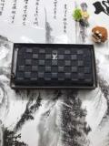 Louis Vuitton ルイ ヴィトン 財布 コピー 長財布 ロゴディテール 海外で高く評判されたアイテム 大人気 メンズ ブラック