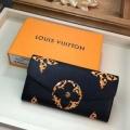Louis Vuitton ルイ ヴィトン 財布 コピー ユニークなデザインに夢中!入手困難!ブラック ジッパー ファッション 最安値
