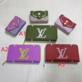 Louis Vuitton ルイ ヴィトン 長財布 コピー 間違いなく今季の定番コレクション!レディース ジッパー 3色可選 最安値