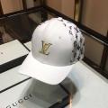 Louis Vuitton レディース キャップ 2019春夏でファッショントレンド!ルイ ヴィトン コピー ホワイト ブラック 最低価格