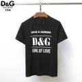 着心地のいいサイズ感  ドルチェ&ガッバーナ DOLCE & GABBANA  2019夏絶対見逃せない人気  半袖Tシャツ