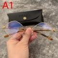 2019春夏注目のブランドおすすめ  クロムハーツ CHROME HEARTS 眼鏡 3色可選 春夏新作を一気見せ