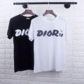 大人買いする方も多い ディオール DIOR 今年らしく魅力的アップ 2色可選 2019年は断然オススメ 半袖Tシャツ 大流行新ブランドアイテム