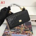 ドルチェ&ガッバーナ Dolce&Gabbana ハンドバッグ 4色可選 2019秋冬におしゃれな着こなし 程よい抜け感を演出