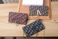3色可選 冬のお洒落を楽しむ ディオール DIOR2019秋冬におしゃれな着こなし 財布/ウォレット 冬のコーデも上品なイメージにしてくれる