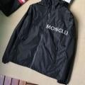 フード付きコート 3色可選 春夏ならではのコーデに モンクレール MONCLER 余裕のあるコーデに挑戦