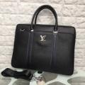 ビジネスシーンに大活躍  ルイ ヴィトン ビジネスバッグ ふんわりスタイルが最適 LOUIS VUITTON