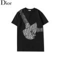 春夏ならではのコーデに  2色可選 半袖Tシャツ  トレンド感を取り入れる ディオール DIOR