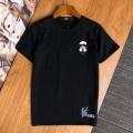 カジュアルにも着こなせる  半袖Tシャツ 2色可選 2020年春夏の必需品 フェンディ FENDI こなれた雰囲気が特徴
