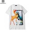 トレンドコーデを格上げ ジバンシー GIVENCHY 2色可選 春夏ならではのコーデに 半袖Tシャツ