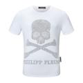3色可選 デザイン性に心が踊る  フィリッププレイン PHILIPP PLEIN 春夏コーデを先取り 半袖Tシャツ
